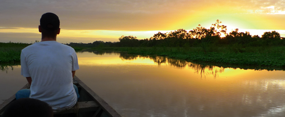 Río Ucayali, Amazon, Peru